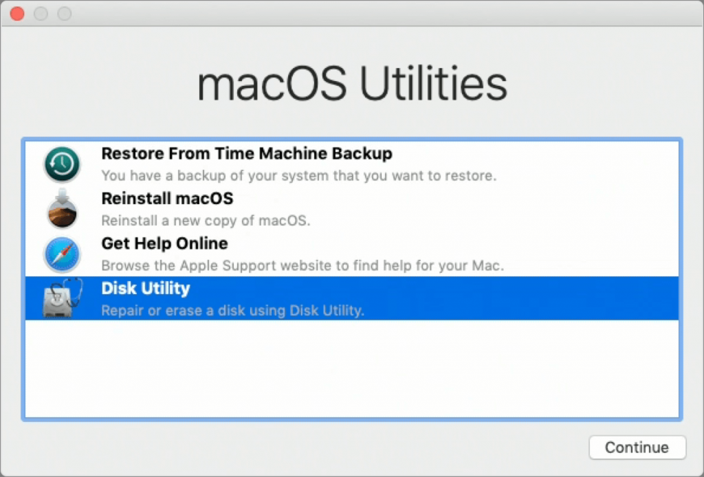 macOS Recovery 1024x694