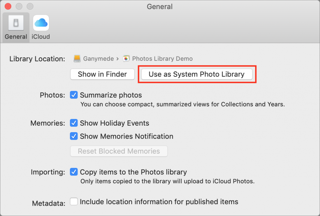 iCloud Photos System Library 1024x693