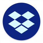 File Sharing Dropbox icon 150x150