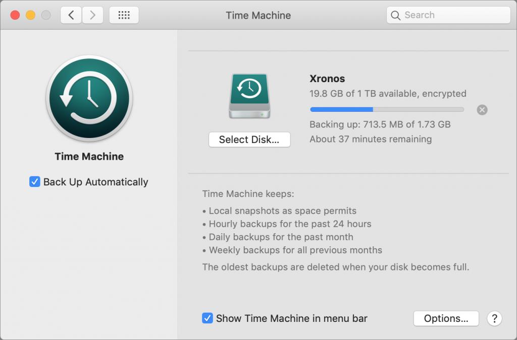 Make a Backup before Upgrading to Catalina or iOS 13! - Mac