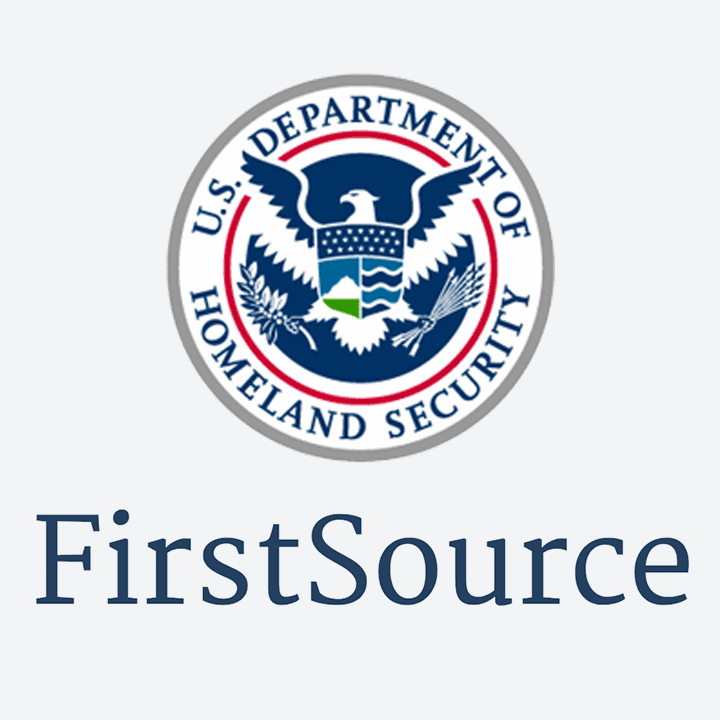 DHS FirstSource II Logo