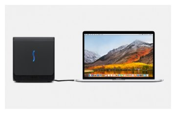 Use an external graphics processor with your Mac