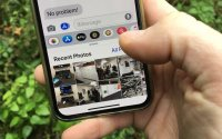 Here's How Apple Changed Sending a Photo in Messages in iOS 12
